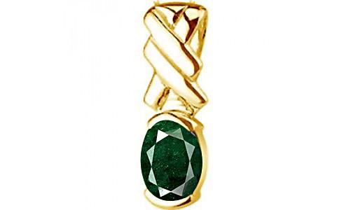 Aventurine Gold Pendant (D5)