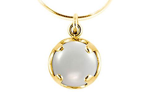 Pearl Gold Pendant (DP1)