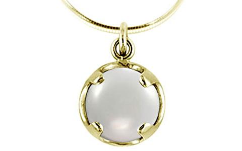 Pearl Panchdhatu Pendant (DP1)