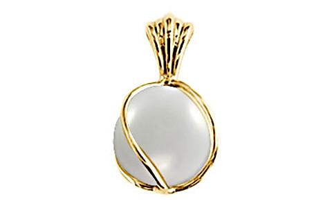 Pearl Gold Pendant (DP2)
