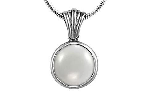 Pearl Silver Pendant (DP3)