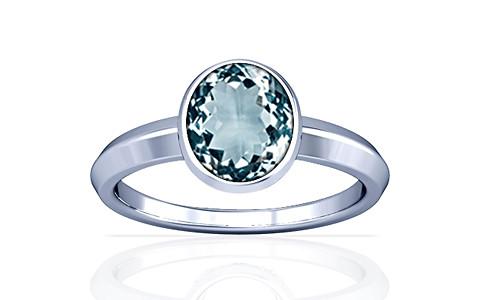 Aquamarine Silver Ring (A1)