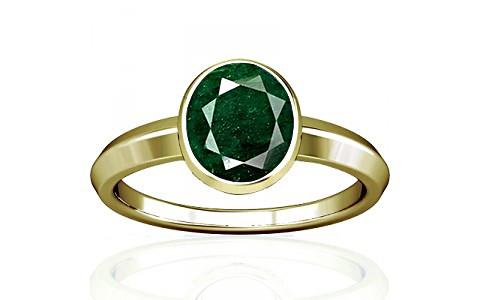Aventurine Panchdhatu Ring (A1)