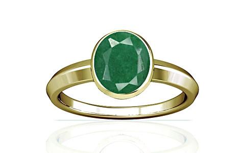 Green Beryl Panchdhatu Ring (A1)