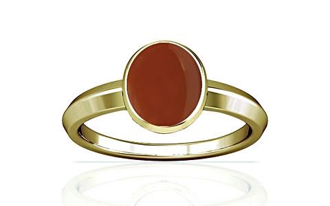 Carnelian Panchdhatu Ring (A1)