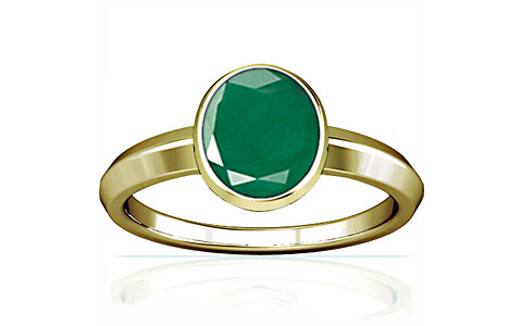Emerald Panchdhatu Ring (A1)