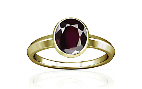 Garnet Panchdhatu Ring (A1)