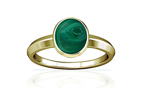 Malachite Panchdhatu Ring (A1)