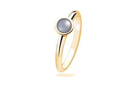 Pearl (Tahiti) Gold Ring (AP1)