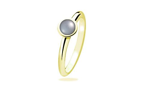 Pearl (Tahiti) Panchdhatu Ring (AP1)