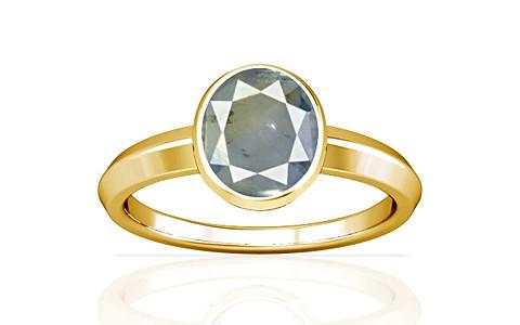 Pitambari Neelam Gold Ring (A1)