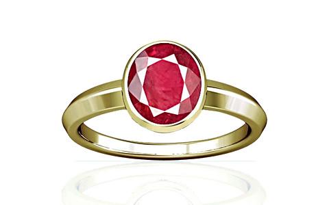 Ruby (Old Burma) Panchdhatu Ring (A1)