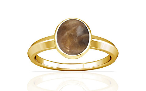 Sunstone Gold Ring (A1)