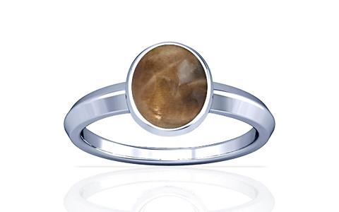 Sunstone Silver Ring (A1)
