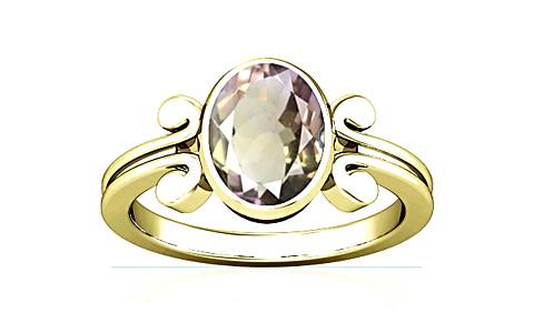 Ametrine Panchdhatu Ring (A10)