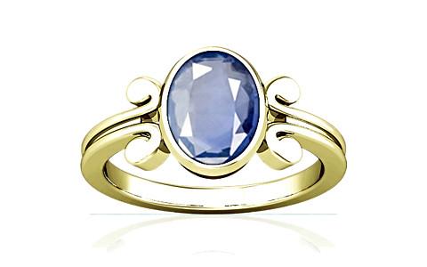 Blue Sapphire Panchdhatu Ring (A10)