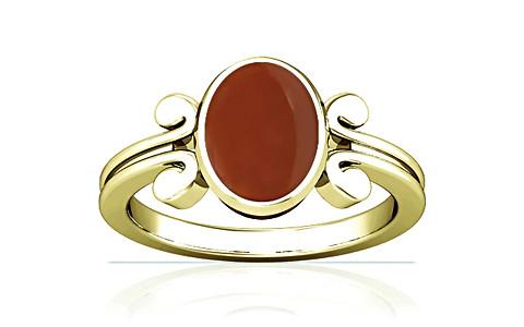 Carnelian Panchdhatu Ring (A10)