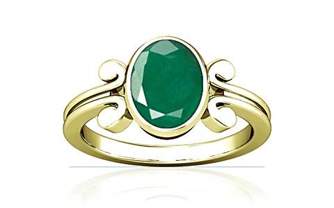 Emerald Panchdhatu Ring (A10)