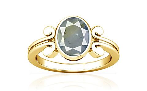 Pitambari Neelam Gold Ring (A10)