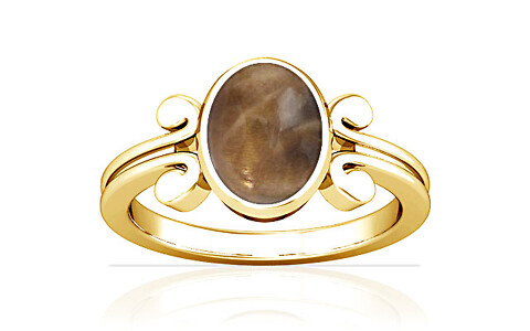Sunstone Gold Ring (A10)