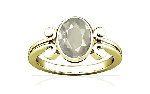 White Sapphire Panchdhatu Ring (A10)