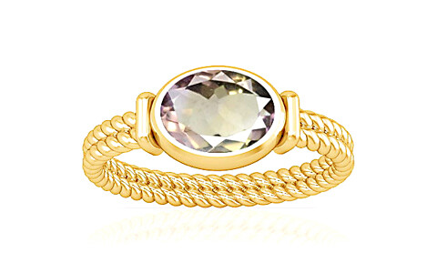 Ametrine Gold Ring (A11)