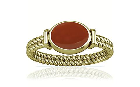Carnelian Panchdhatu Ring (A11)
