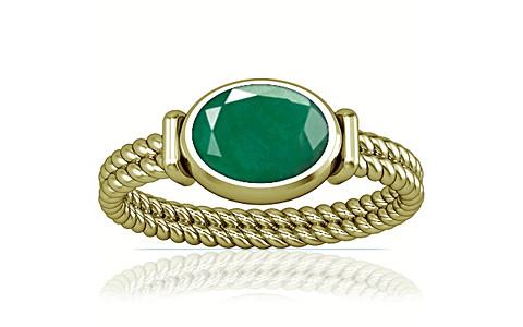 Emerald Panchdhatu Ring (A11)