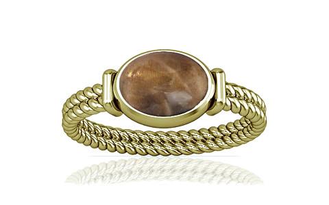 Sunstone Panchdhatu Ring (A11)