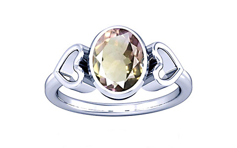 Ametrine Sterling Silver Ring (A12)