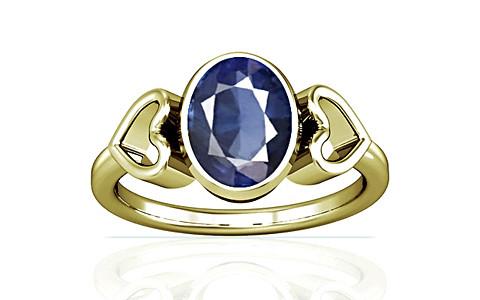 Blue Sapphire (Thailand) Panchdhatu Ring (A12)
