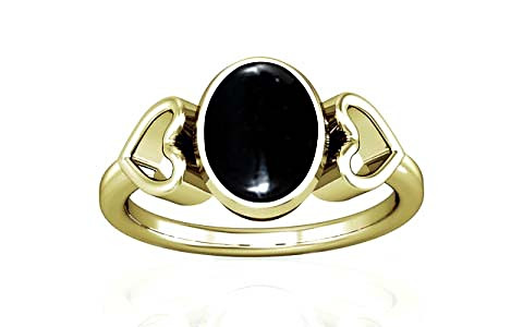 Black Onyx Panchdhatu Ring (A12)