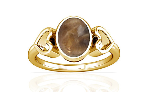 Sunstone Gold Ring (A12)