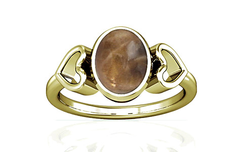 Sunstone Panchdhatu Ring (A12)