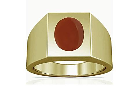 Carnelian Panchdhatu Ring (A13)