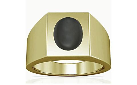 Gray Moonstone Panchdhatu Ring (A13)