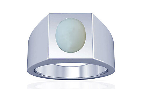 Moonstone Silver Ring (A13)