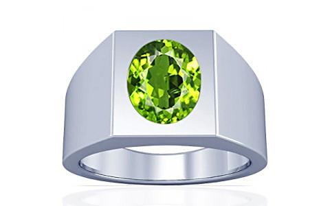 Peridot Silver Ring (A13)