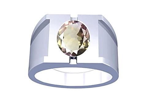 Ametrine Sterling Silver Ring (A15)