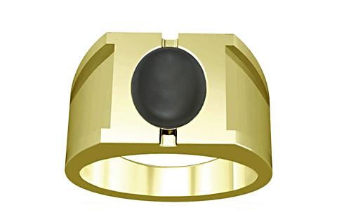 Gray Moonstone Panchdhatu Ring (A15)