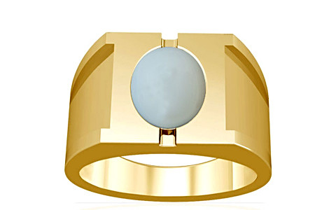 Moonstone Gold Ring (A15)