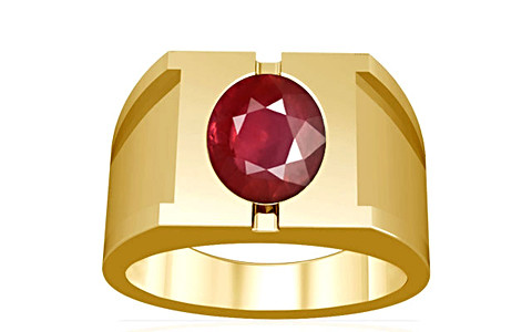 Ruby Gold Ring (A15)