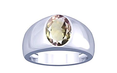 Ametrine Sterling Silver Ring (A16)
