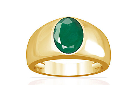 Emerald Gold Ring (A16)
