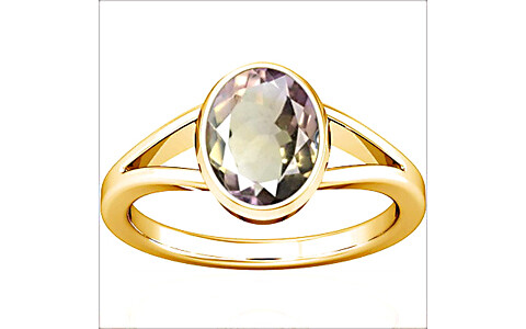 Ametrine Gold Ring (A2)