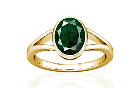 Aventurine Gold Ring (A2)