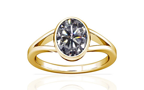 Cubic Zirconia Gold Ring (A2)
