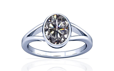 Cubic Zirconia Silver Ring (A2)