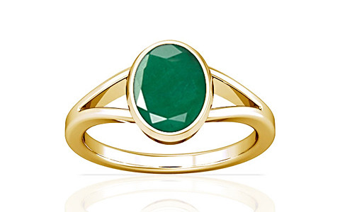 Emerald Gold Ring (A2)