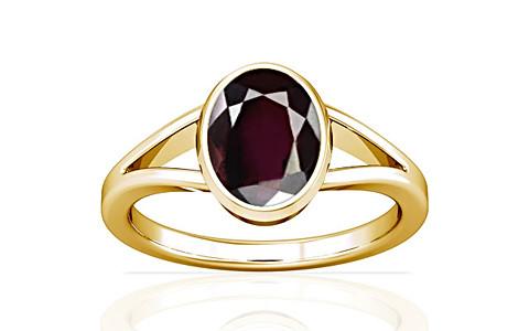 Garnet Gold Ring (A2)